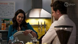 Dipi Rebecchi, Shane Rebecchi in Neighbours Episode 8211