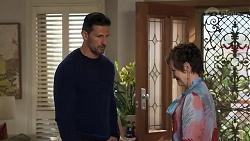 Pierce Greyson, Susan Kennedy in Neighbours Episode 8211
