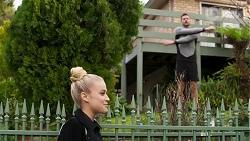 Roxy Willis, Mark Brennan in Neighbours Episode 8211