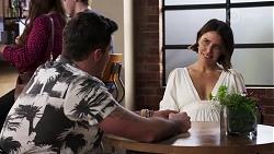 Shaun Watkins, Elly Conway in Neighbours Episode 8211
