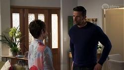 Susan Kennedy, Pierce Greyson in Neighbours Episode 8211