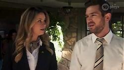 Scarlett Brady, Ned Willis in Neighbours Episode 8212