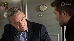 Paul Robinson, Ned Willis in Neighbours Episode 8212