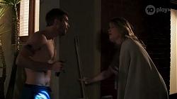 Ned Willis, Scarlett Brady in Neighbours Episode 8213