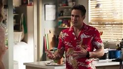 Aaron Brennan in Neighbours Episode 8213