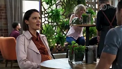 Elly Conway, Aaron Brennan in Neighbours Episode 8215
