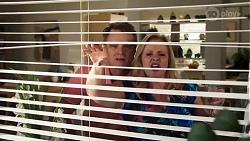 Gary Canning, Sheila Canning in Neighbours Episode 8215