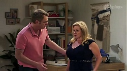 Gary Canning, Sheila Canning in Neighbours Episode 8216