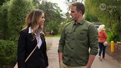 Scarlett Brady, Kyle Canning in Neighbours Episode 8216