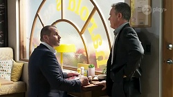 Toadie Rebecchi, Paul Robinson in Neighbours Episode 8216