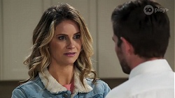 Scarlett Brady, Ned Willis in Neighbours Episode 8216