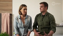 Amy Williams, Kyle Canning in Neighbours Episode 8217