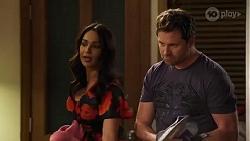 Dipi Rebecchi, Shane Rebecchi in Neighbours Episode 8218