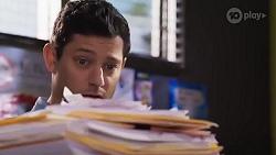 Finn Kelly in Neighbours Episode 8218