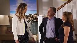Scarlett Brady, Paul Robinson, Terese Willis in Neighbours Episode 8218