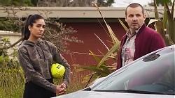 Yashvi Rebecchi, Toadie Rebecchi in Neighbours Episode 8218
