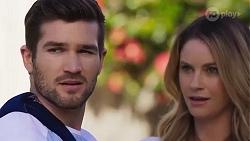 Ned Willis, Scarlett Brady in Neighbours Episode 8218