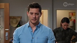 Finn Kelly, Elly Conway in Neighbours Episode 8218