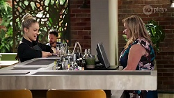 Roxy Willis, Sheila Canning in Neighbours Episode 8219