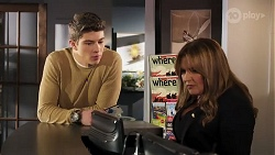 Hendrix Greyson, Terese Willis in Neighbours Episode 8220