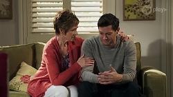 Susan Kennedy, Finn Kelly in Neighbours Episode 8221
