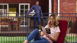 Kyle Canning, Scarlett Brady in Neighbours Episode 8222