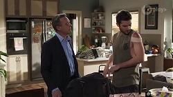 Paul Robinson, Ned Willis in Neighbours Episode 8223