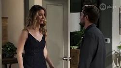 Scarlett Brady, Ned Willis in Neighbours Episode 8223