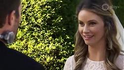 Ned Willis, Scarlett Brady in Neighbours Episode 8223