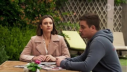 Amy Williams, Kyle Canning in Neighbours Episode 8224