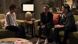 Susan Kennedy, Bea Nilsson, Finn Kelly in Neighbours Episode 8224