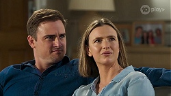 Kyle Canning, Amy Williams in Neighbours Episode 8224
