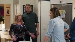 Sheila Canning, Gary Canning, Amy Williams in Neighbours Episode 8225