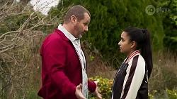 Toadie Rebecchi, Kirsha Rebecchi in Neighbours Episode 8225