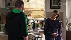 Toadie Rebecchi, Elly Conway in Neighbours Episode 8225