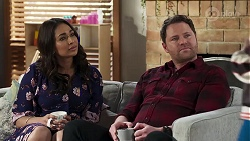 Dipi Rebecchi, Shane Rebecchi in Neighbours Episode 8225
