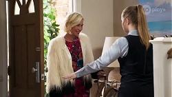 Prue Wallace, Harlow Robinson in Neighbours Episode 8227