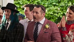 Cosentino, Toadie Rebecchi, Elly Conway in Neighbours Episode 8227