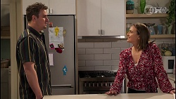 Kyle Canning, Amy Williams in Neighbours Episode 8228