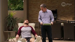 Ned Willis, Paul Robinson in Neighbours Episode 8228