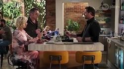 Prue Wallace, Gary Canning, Shane Rebecchi in Neighbours Episode 8229