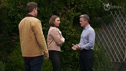 Kyle Canning, Amy Williams, Paul Robinson in Neighbours Episode 8229