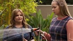 Terese Willis, Harlow Robinson in Neighbours Episode 8229