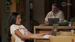 Yashvi Rebecchi, Toadie Rebecchi in Neighbours Episode 8229