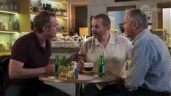 Gary Canning, Toadie Rebecchi, Karl Kennedy in Neighbours Episode 8230