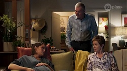 Elly Conway, Karl Kennedy, Susan Kennedy in Neighbours Episode 8230