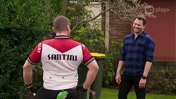Toadie Rebecchi, Shane Rebecchi in Neighbours Episode 8230