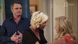 Gary Canning, Prue Wallace, Sheila Canning in Neighbours Episode 8231