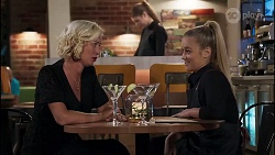 Prue Wallace, Roxy Willis in Neighbours Episode 8231