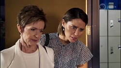 Susan Kennedy, Elly Conway in Neighbours Episode 8232